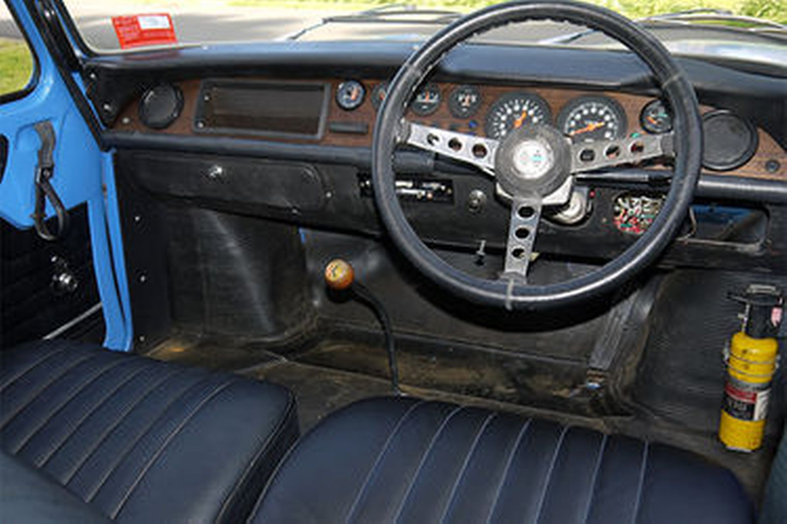 Steering Wheel Restoration >> Sold: Renault 8 Gordini R1135 Sedan Auctions - Lot 5 - Shannons