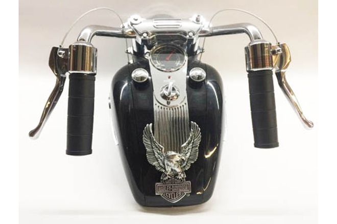 Harley-Davidson Tank Radio