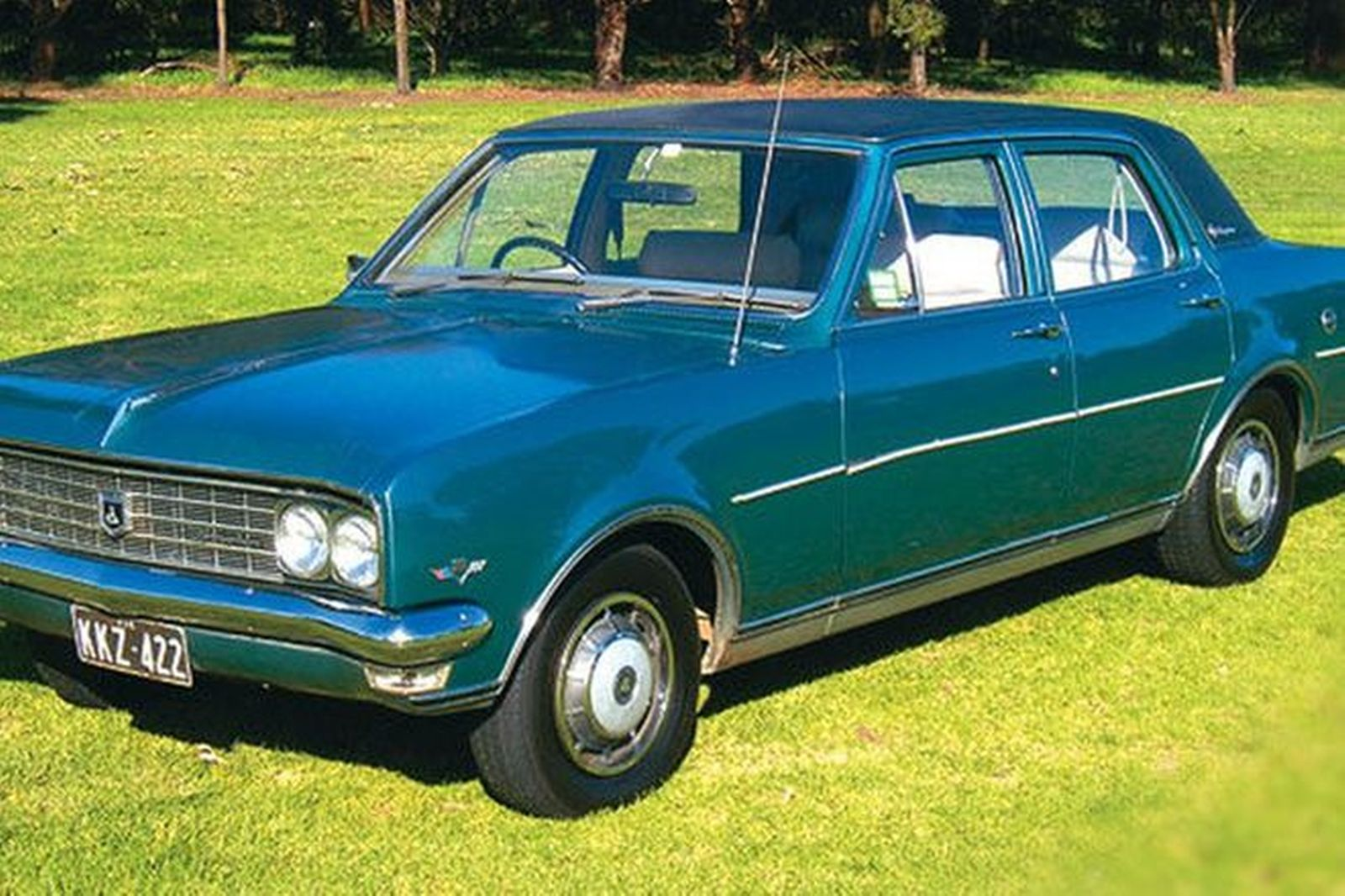 Holden HT 308 Brougham Sedan