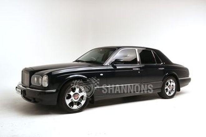Bentley Arnage 'Red Label' Saloon