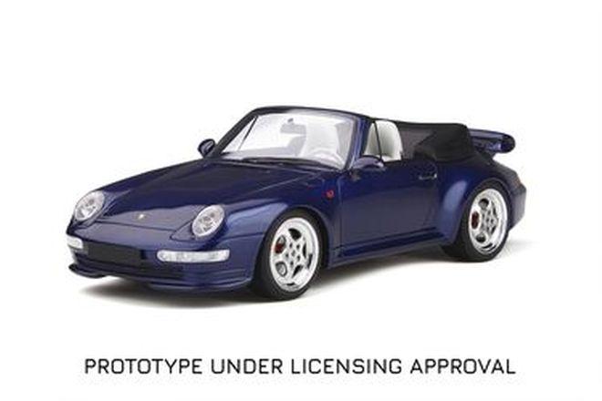 PORSCHE 911 993 TURBO CAB