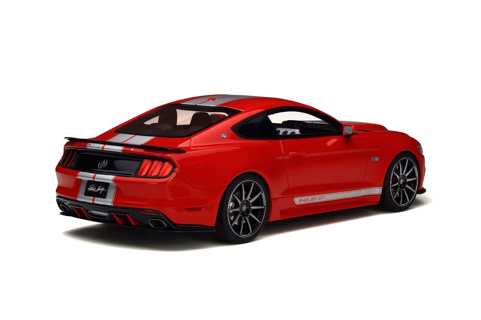 Model Car - 1:18 Shelby GT #771/2000