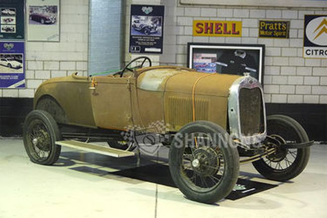 Ford Model A 'Project'