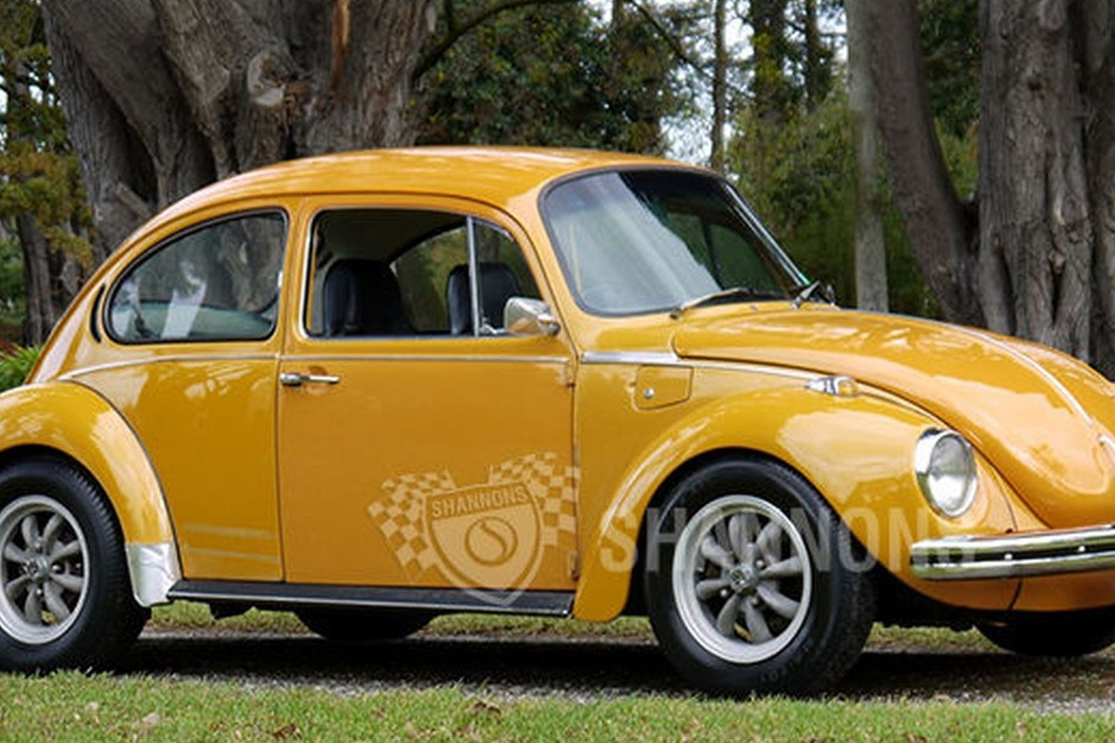 Sold Volkswagen Beetle Superbug L Sedan Auctions Lot 1