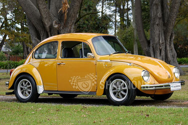Volkswagen Beetle Superbug L Sedan