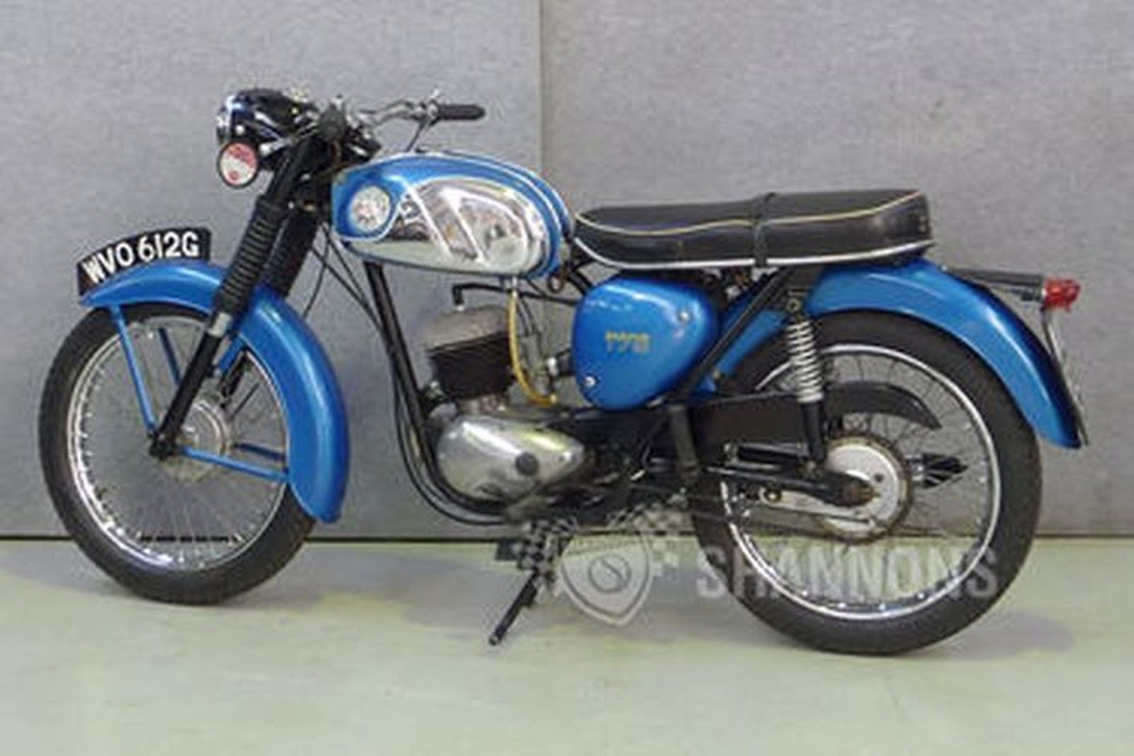 British Motorcycle Auctions