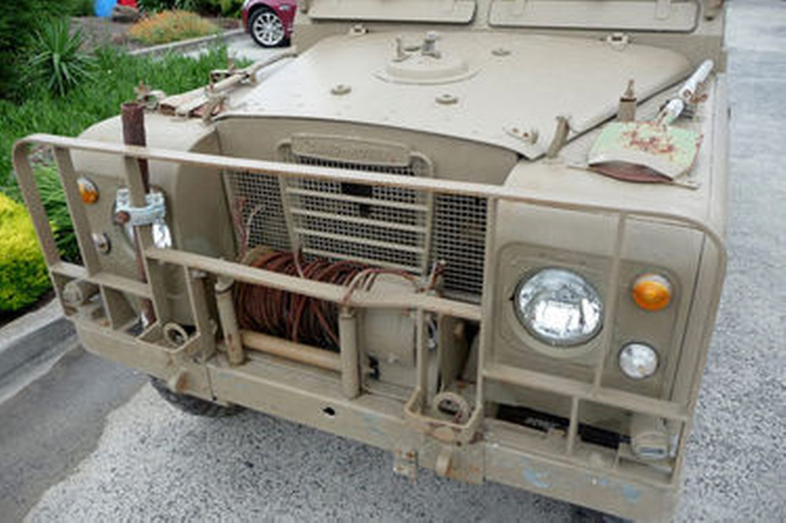 Land Rover Series 3 'Ex Army' Utility