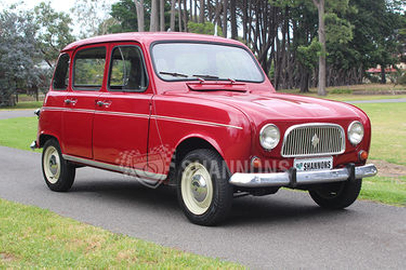 sold renault 4 wagon auctions lot 5 shannons. Black Bedroom Furniture Sets. Home Design Ideas