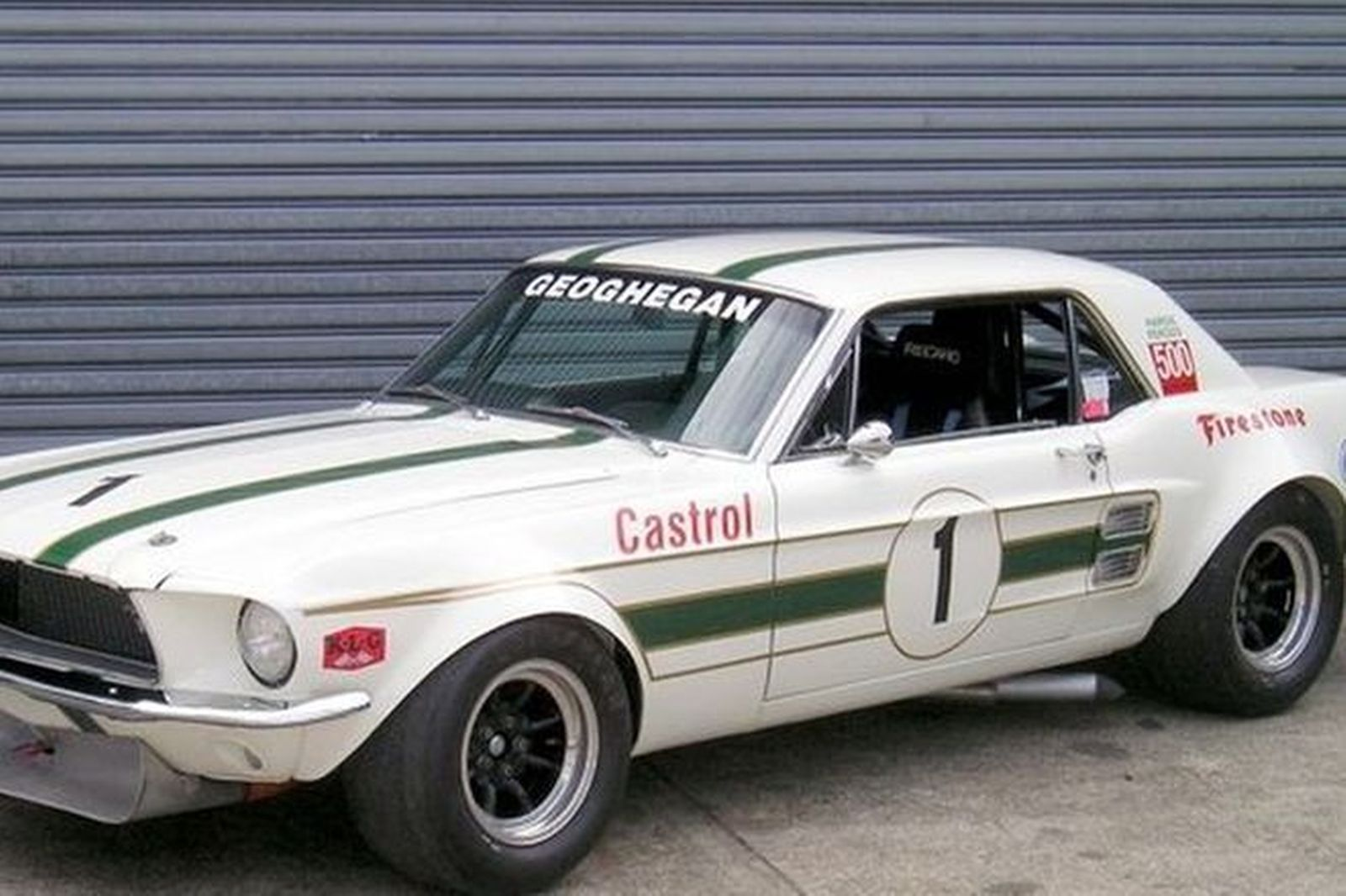 Sold ford mustang gta 39 ian pete geoghegan 39 touring car for Ford motor company phone directory