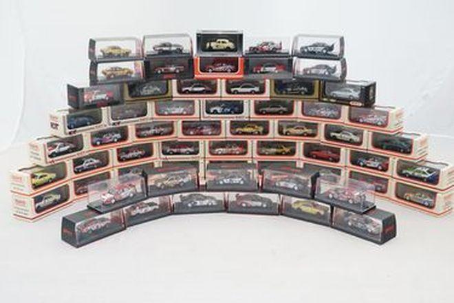 Model Cars x 95 - Biante Mini Cars - Road and Race (Scale 1:64)
