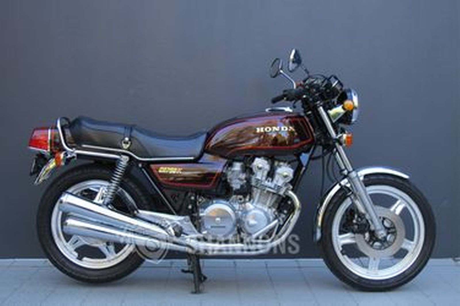 sold honda cb750k 750cc motorcycle auctions lot y shannons. Black Bedroom Furniture Sets. Home Design Ideas