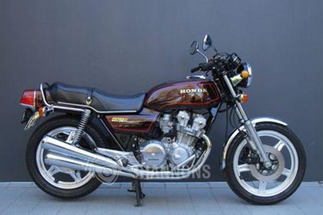 Honda CB750K 750cc Motorcycle