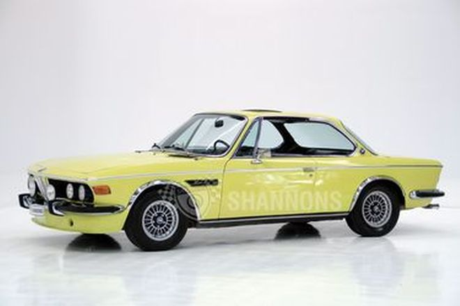 BMW 3.0CSL E9 Coupe (LHD)