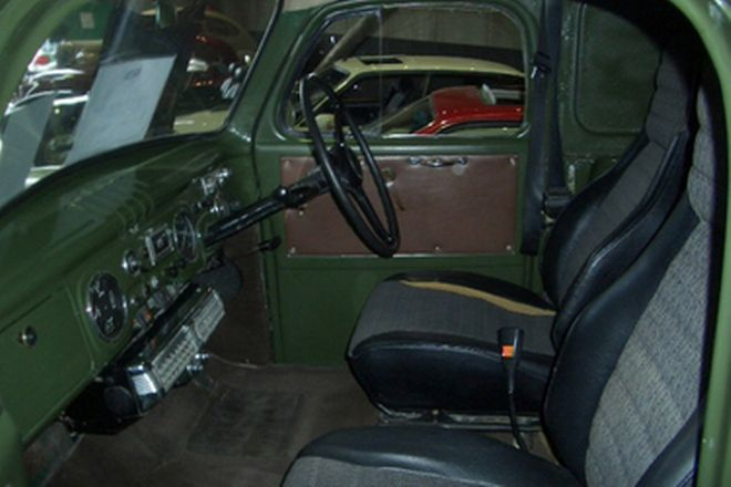 Dodge KEW Series Panel Van
