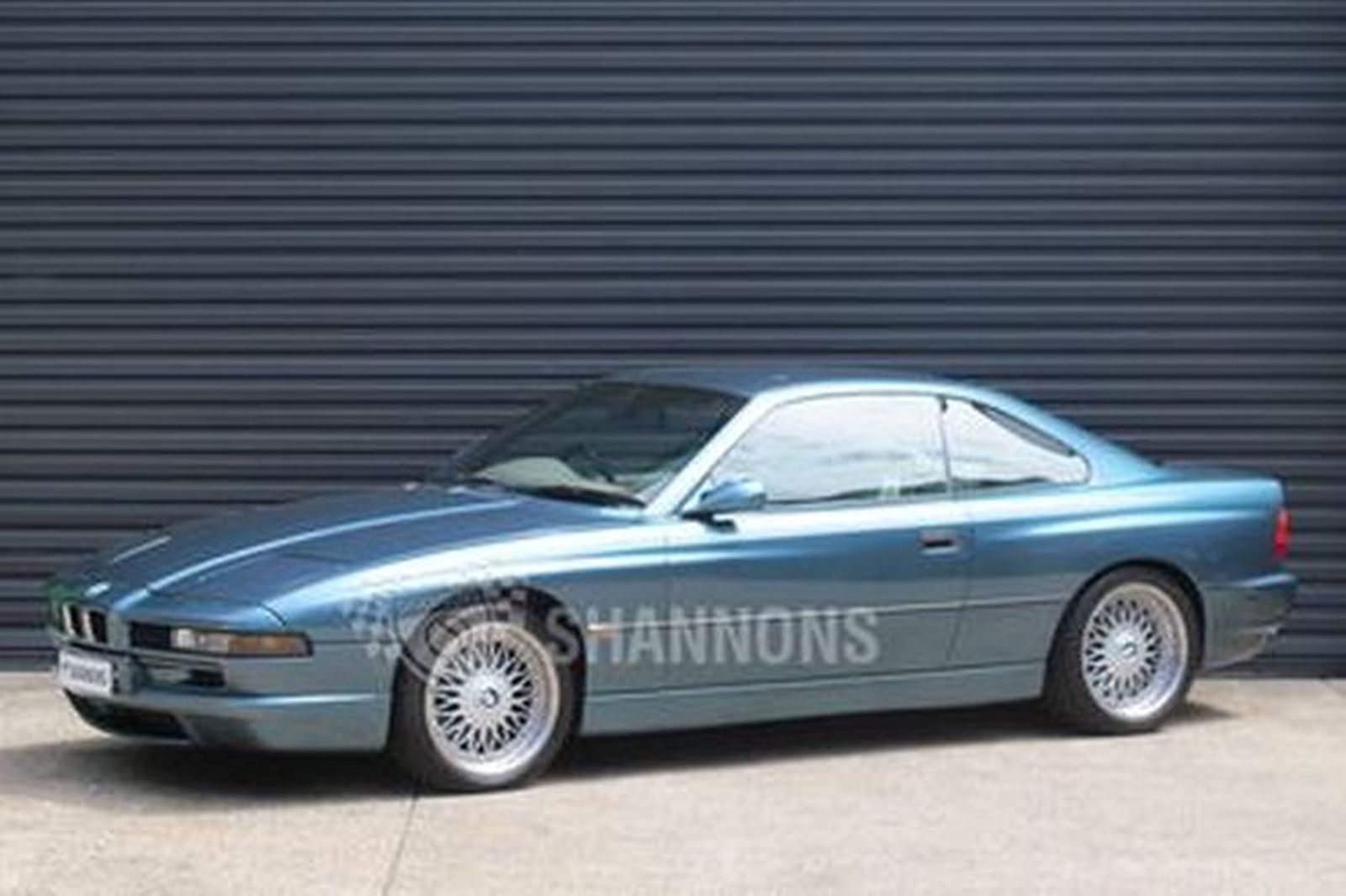 BMW 840 Ci Coupe