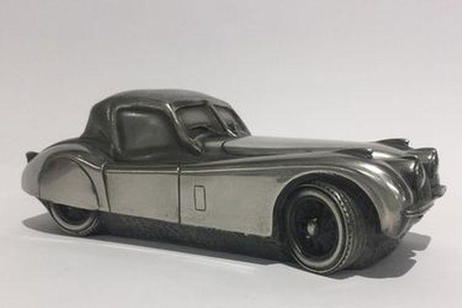 Pewter Model Car - Jaguar
