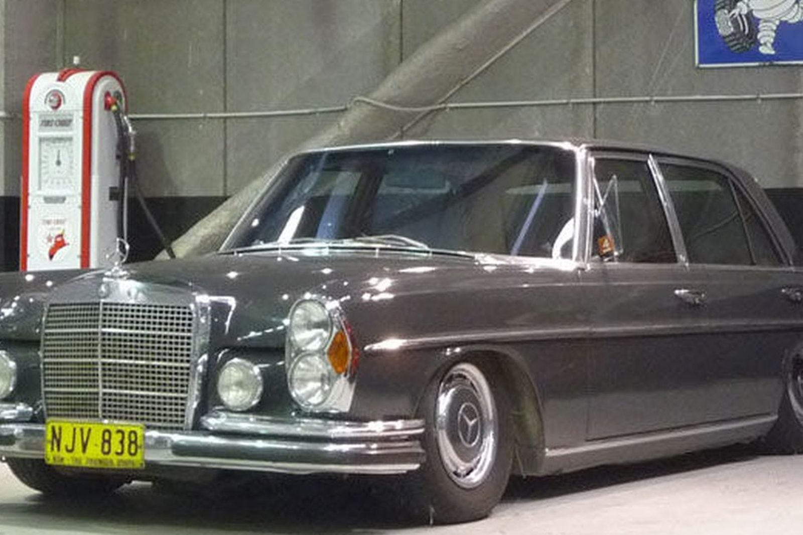 Sold Mercedes Benz 300 Sel 6 3 Sedan Auctions Lot 6
