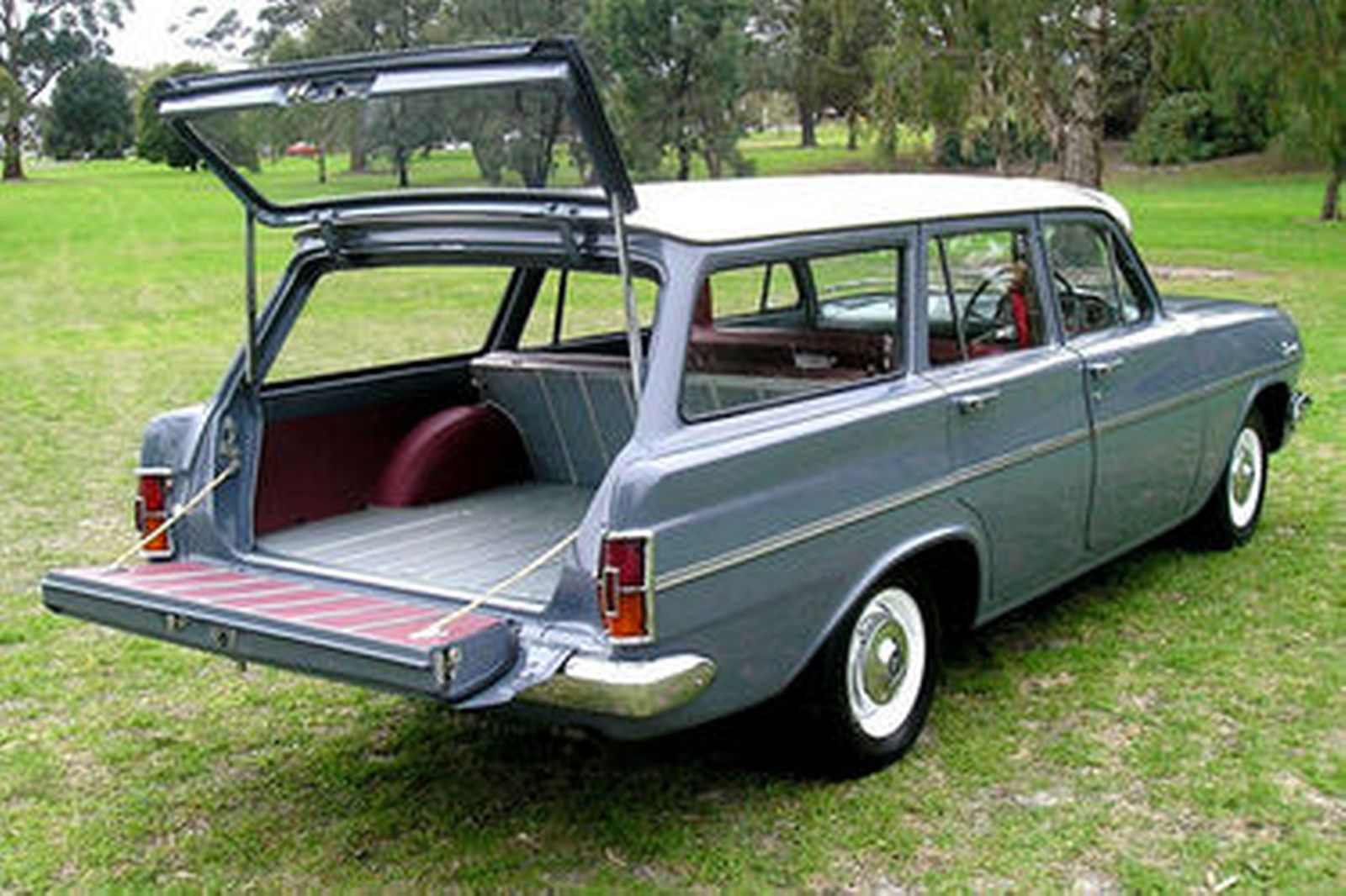 Sold: Holden EH Special Station Wagon Auctions - Lot 34 - Shannons