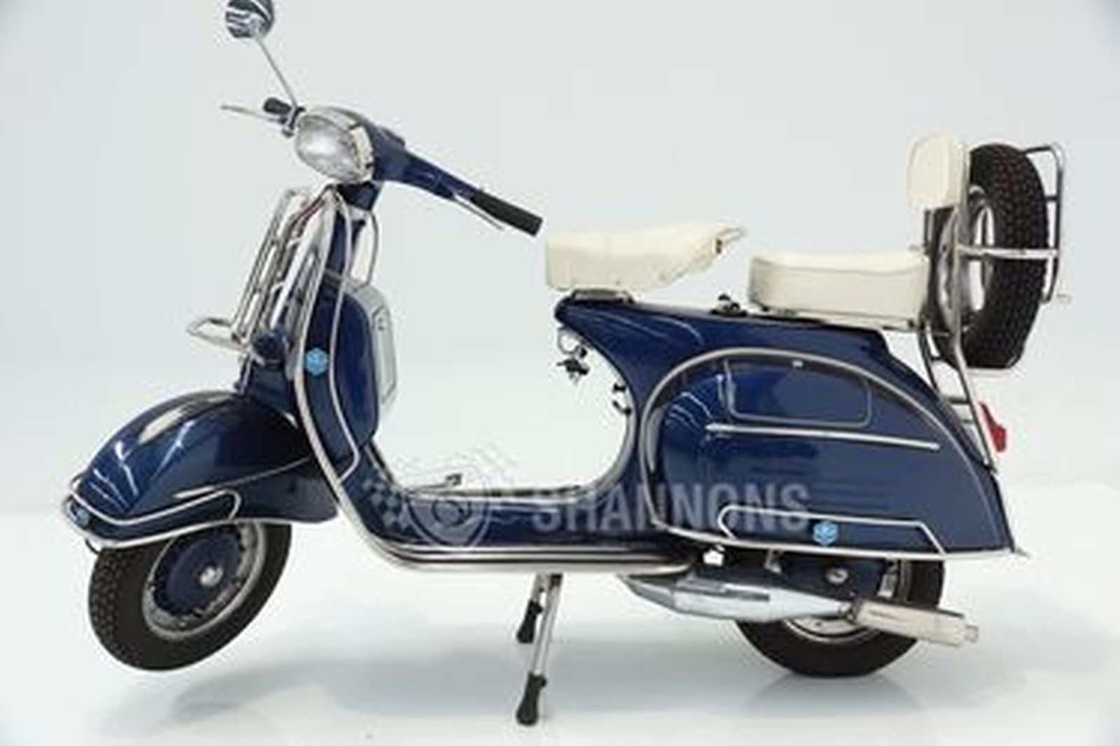 Sold Vespa Piaggio Sprint 150cc Scooter Auctions Lot 6 Shannons