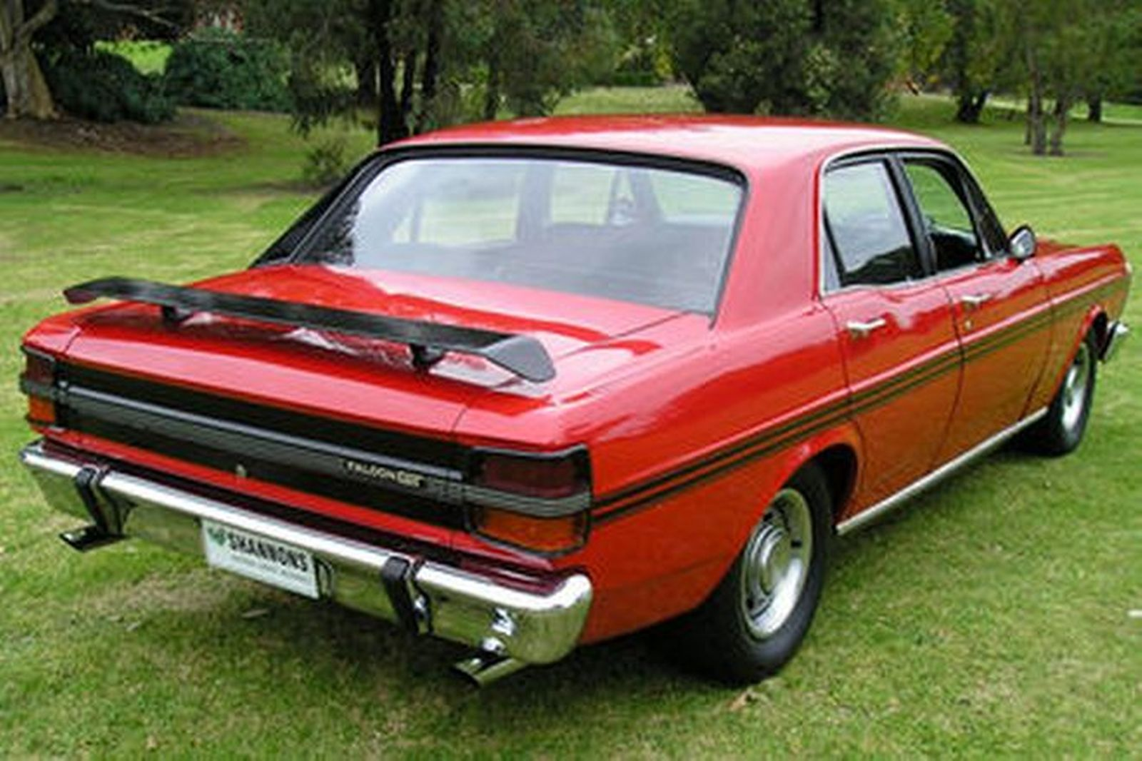 ford falcon xy gt sedan auctions lot 40 shannons. Black Bedroom Furniture Sets. Home Design Ideas