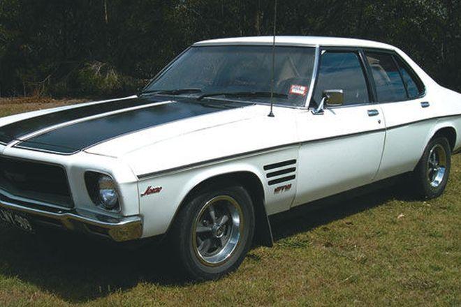 Holden HQ GTS 308 Sedan