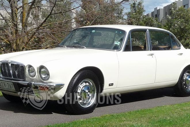 Jaguar XJ6L Series 2 4.2 Sedan