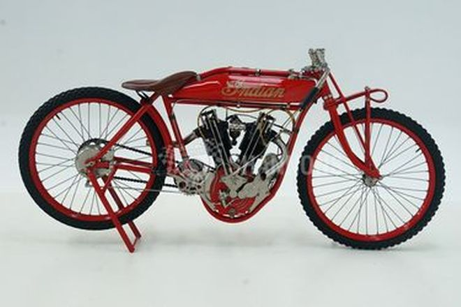 Indian '8 Valve' Solo Motorcycle