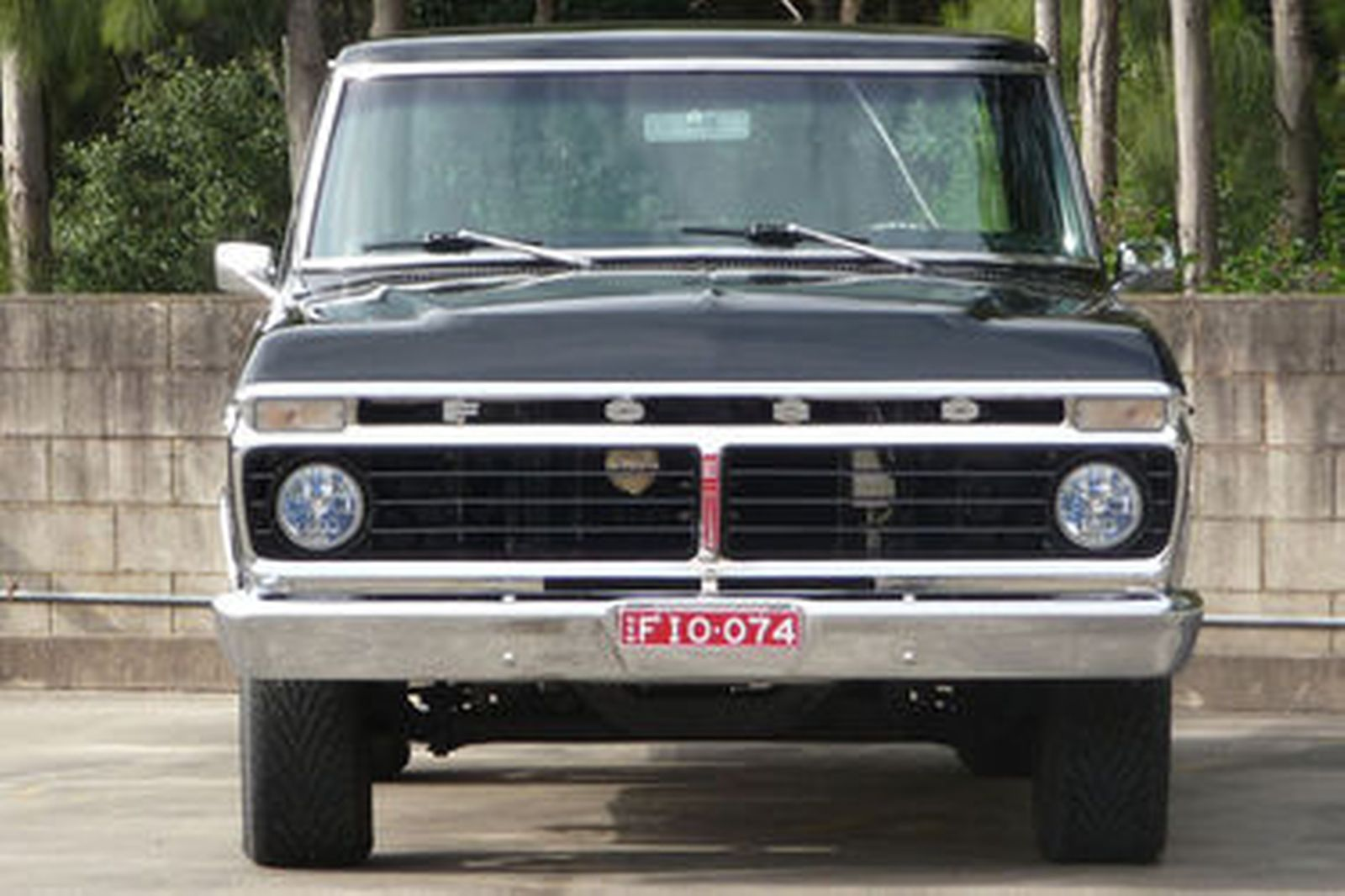 Ford F100 Xlt Ranger Utility Lhd Auctions Lot 5 Shannons 1970
