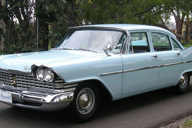 Plymouth Savoy Sedan (LHD)