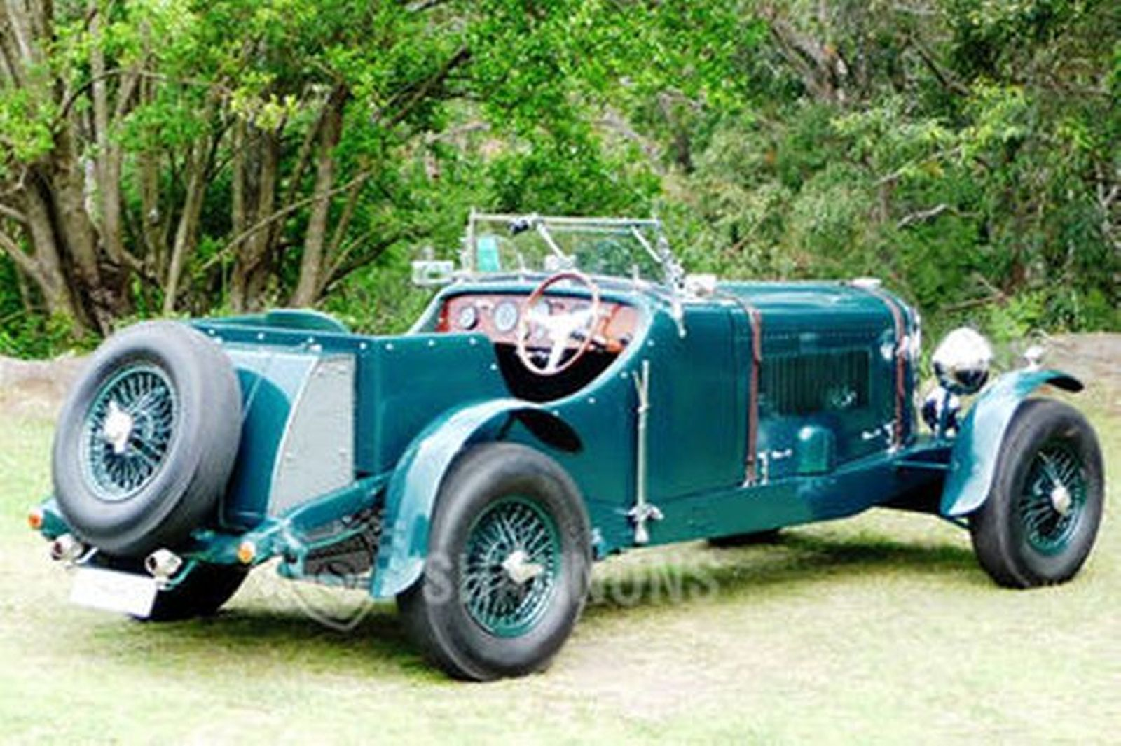 Austin 'Blower Bentley' Replica Auctions - Lot 27 - Shannons
