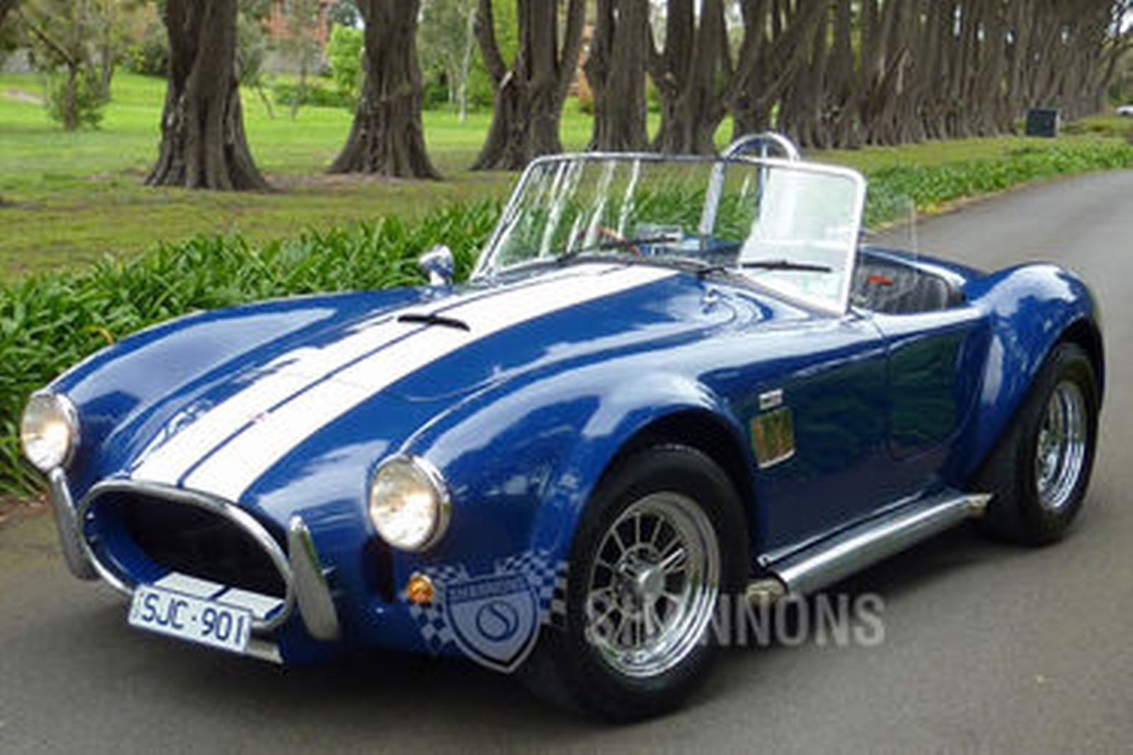 ac cobra replica roadster auctions lot 22 shannons. Black Bedroom Furniture Sets. Home Design Ideas