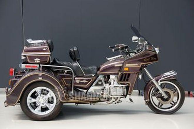 Honda GL Goldwing 1100 Trike (Conversion)