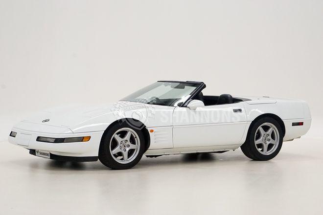 Corvette Convertible (RHD)