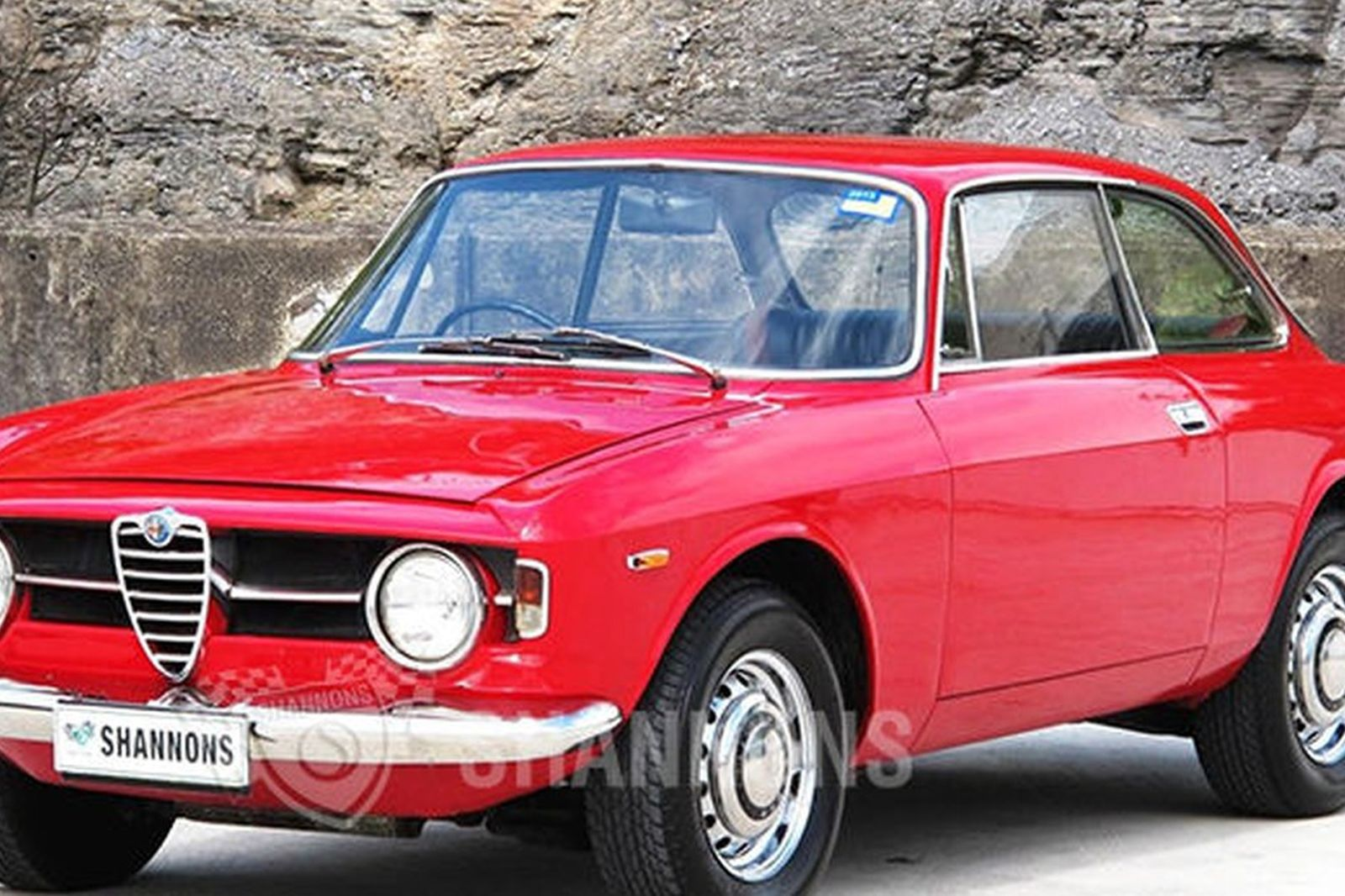 sold alfa romeo gt 1300 junior coupe auctions lot 1. Black Bedroom Furniture Sets. Home Design Ideas