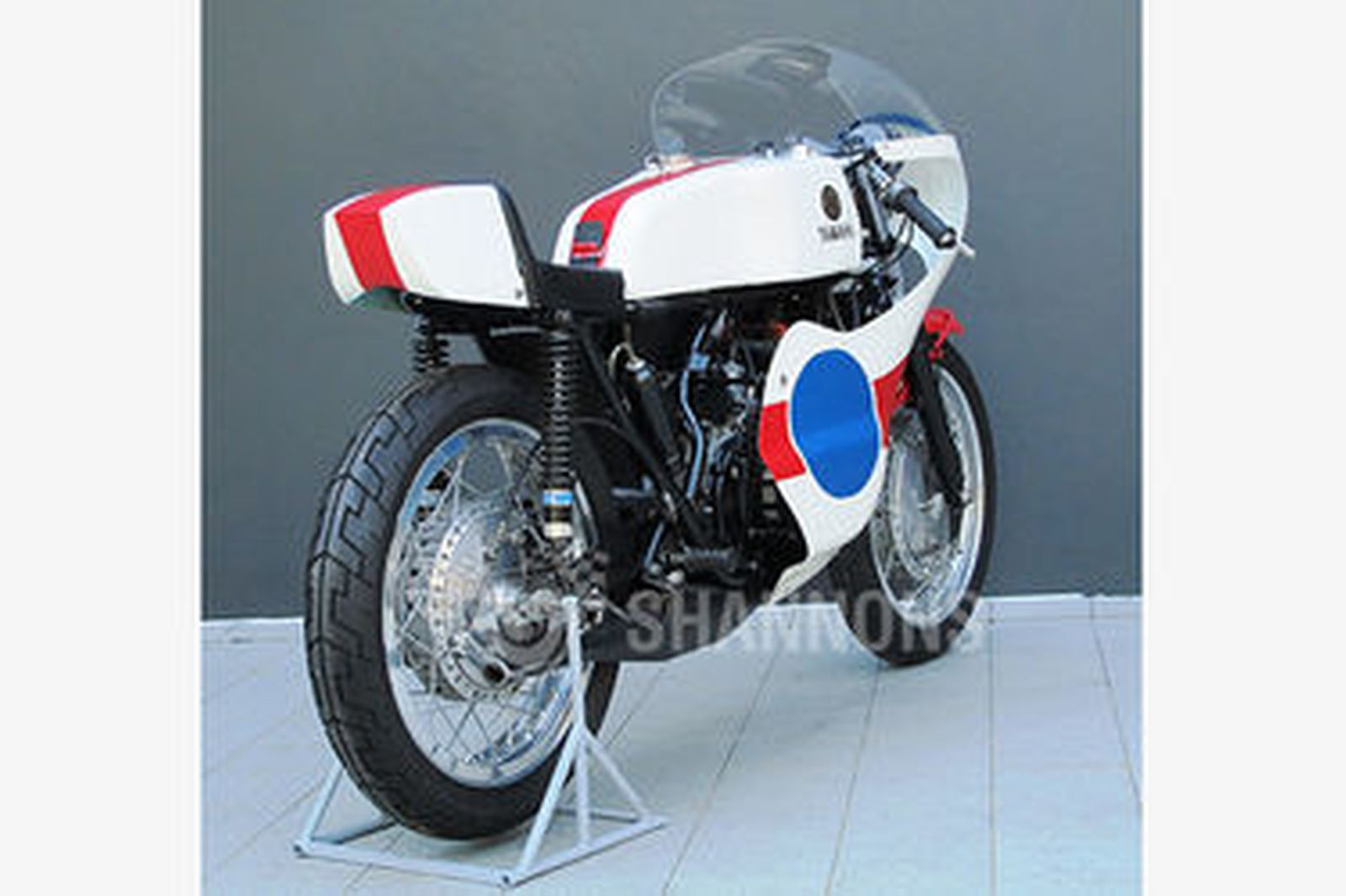 Yamaha TR3/TZ350 Production Racer