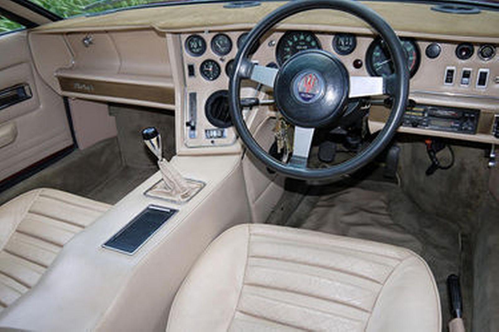 Maserati Merak Coupe