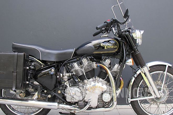 Carberry Enfield 1000cc Motorcycle