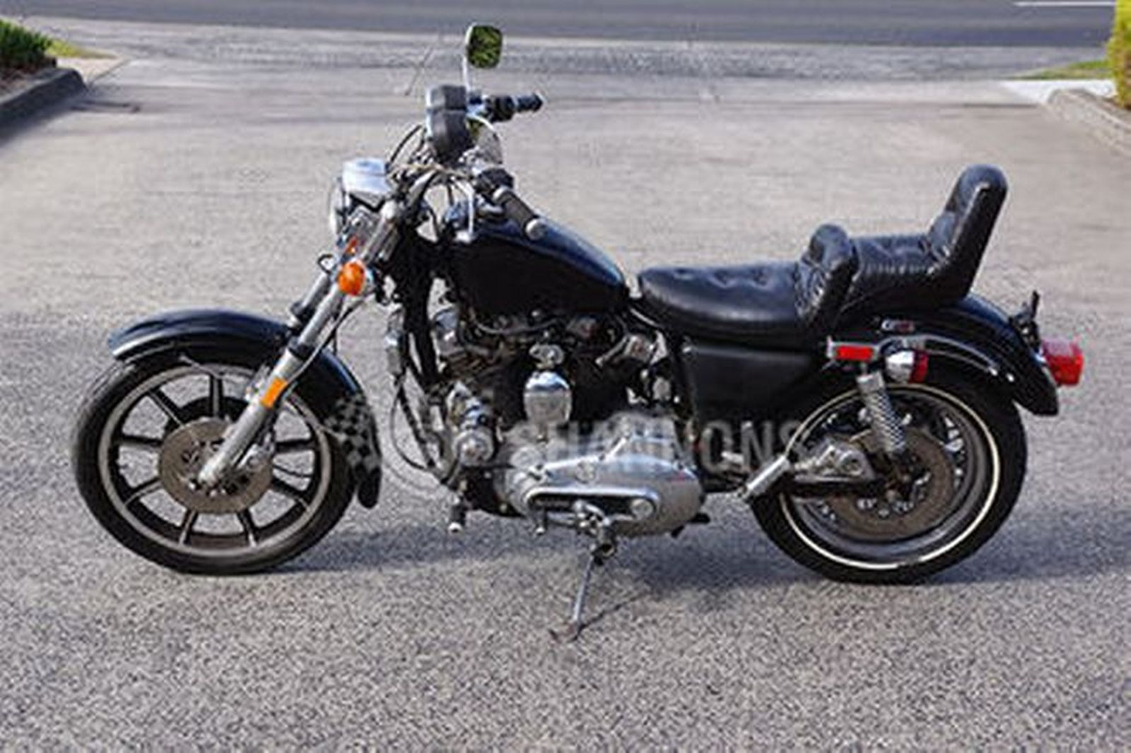 Sold: Harley-Davidson Sportster 1000cc Motorcycle Auctions - Lot 19