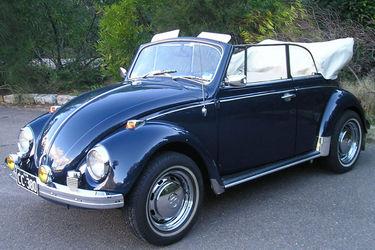 Volkswagen 'Karmann' Cabriolet
