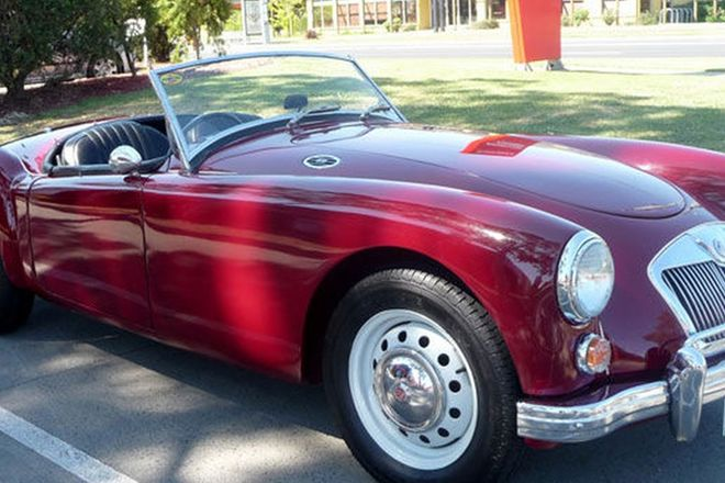 Mg Auto Nancy : mga 1600 mk1 roadster auctions lot 38 shannons ~ Maxctalentgroup.com Avis de Voitures