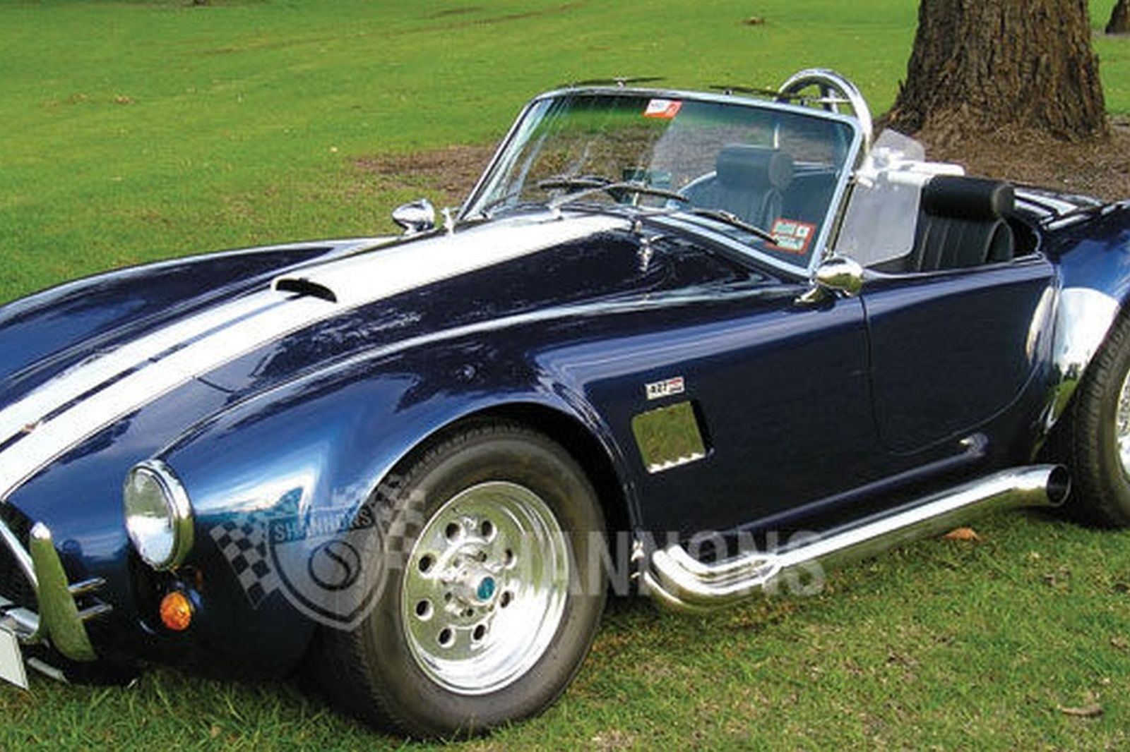 AC Cobra Replica Roadster