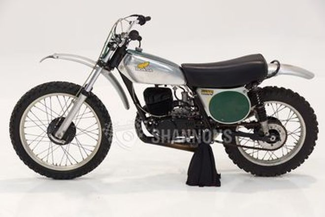 Honda CR250M 'Elsinore' Motorcycle