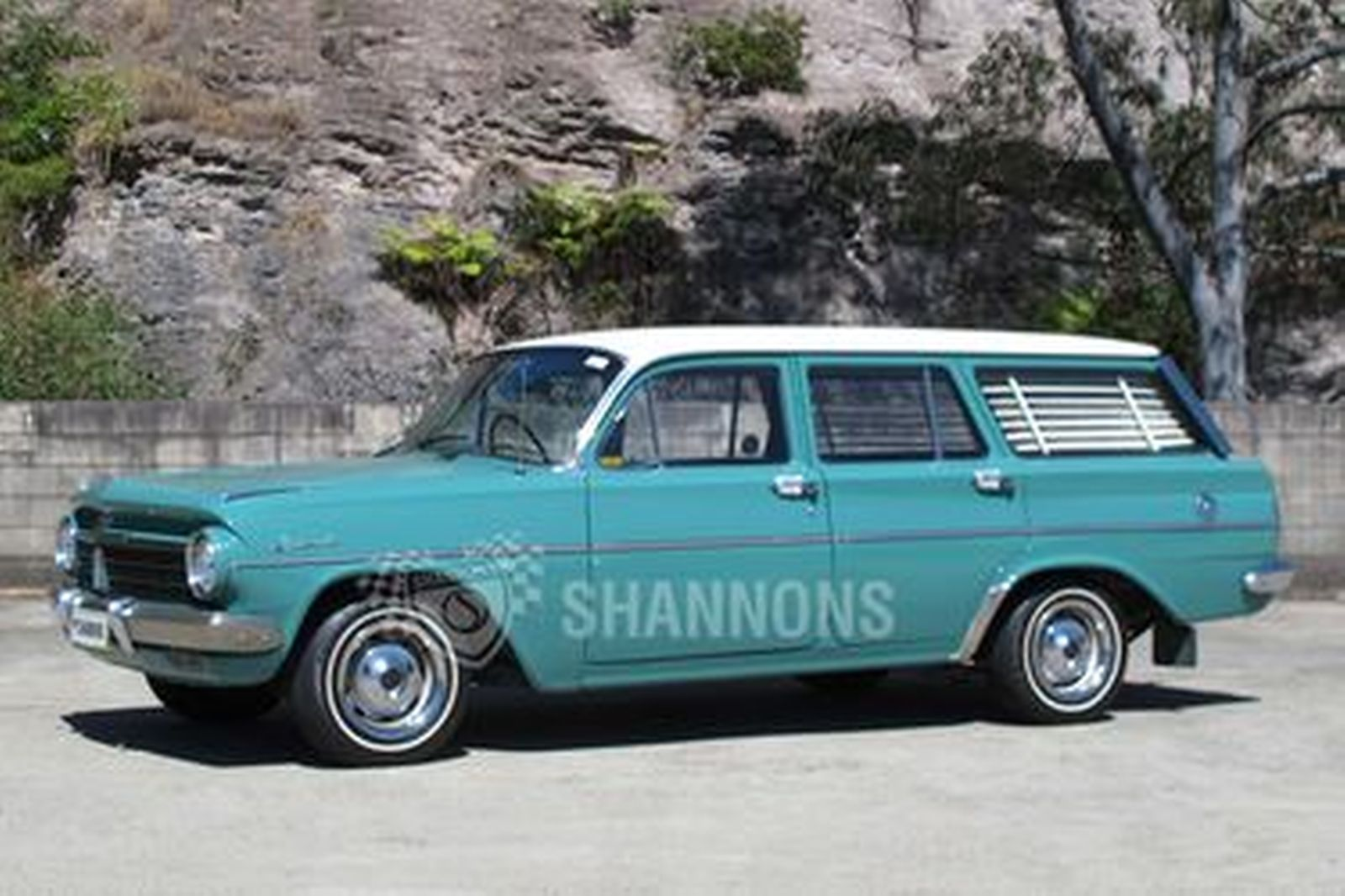 Holden EH Station Wagon