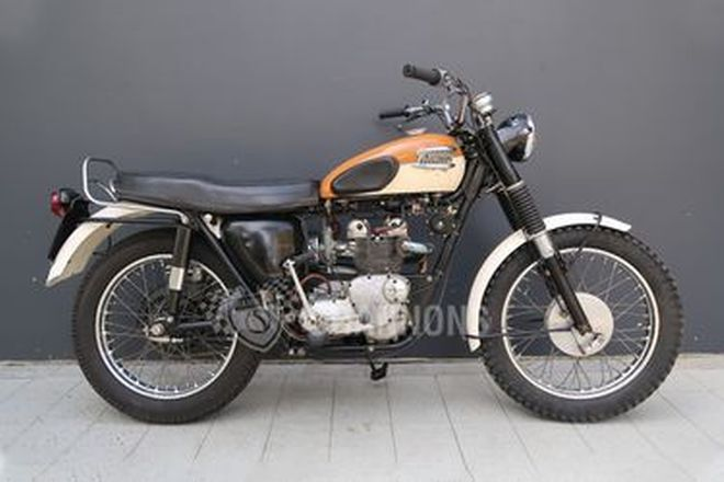 Triumph Tiger 100SC 500cc Motorcycle