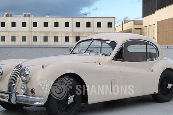 Jaguar XK140 Fixed Head Coupe