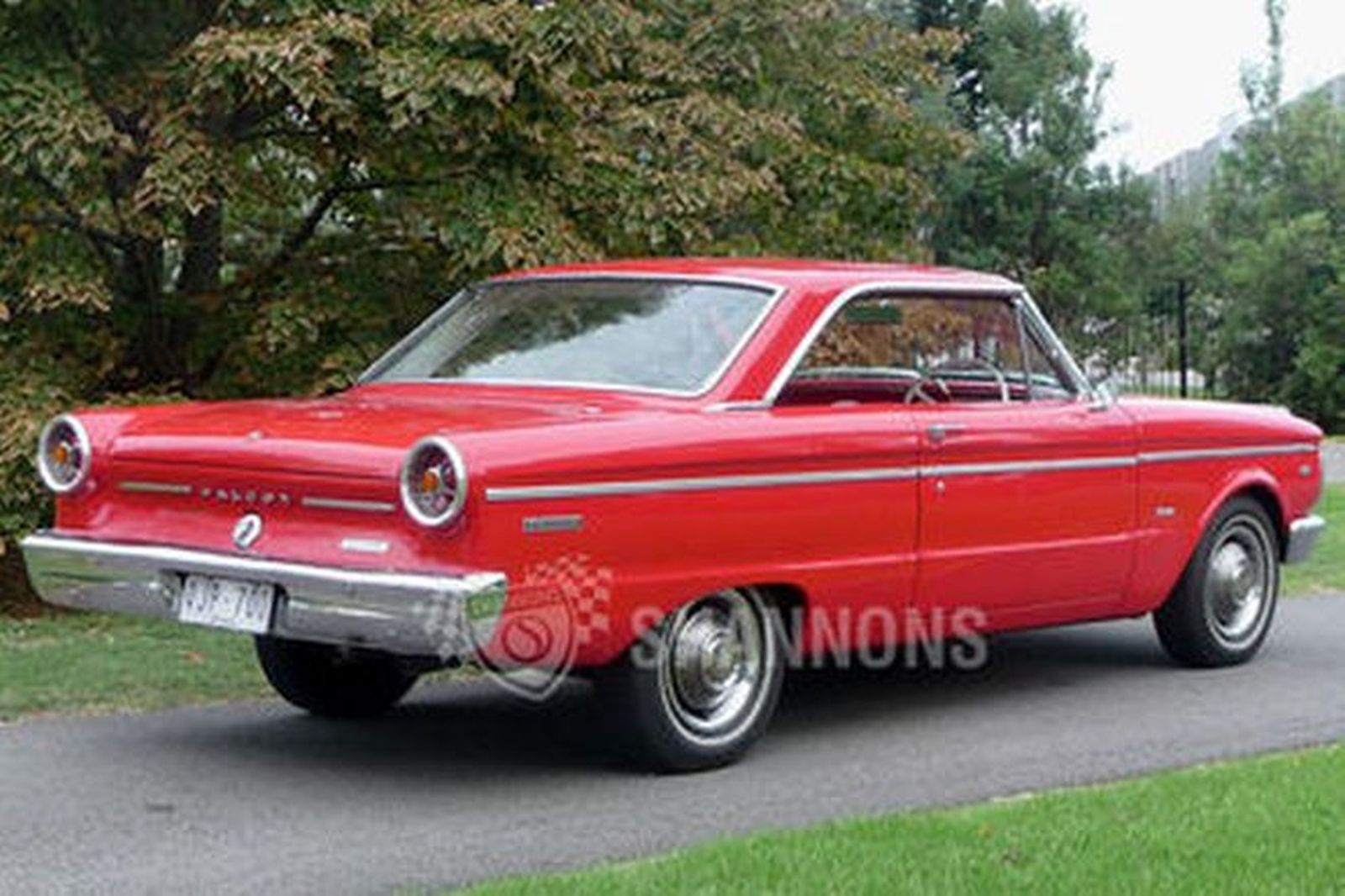 Sold Ford Xp Falcon Coupe Auctions Lot 4 Shannons