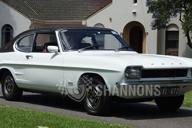 Ford Capri XL 1600 Mk1 Coupe