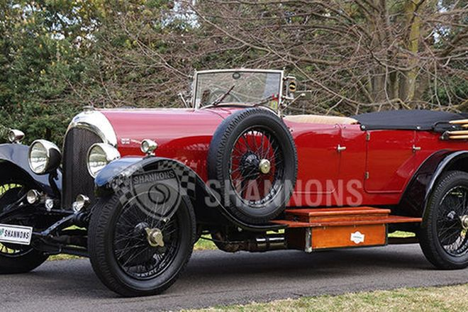 Bentley 3-Litre Tourer