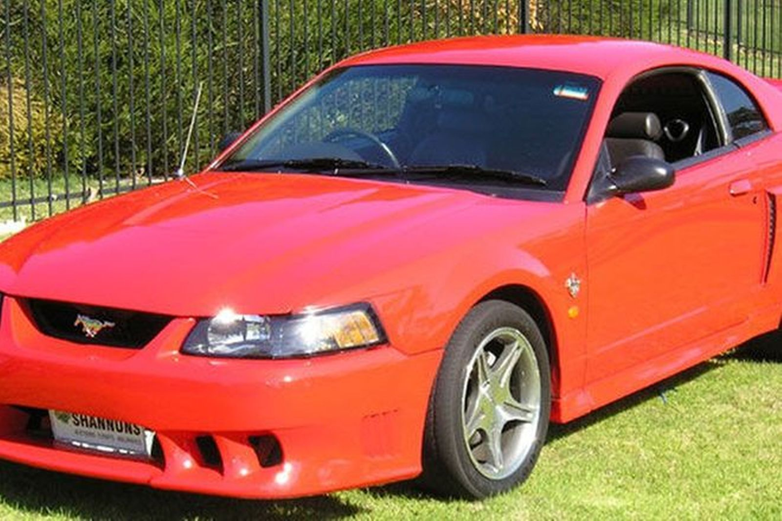 Ford mustang gt coupe rhd auctions lot 15 shannons