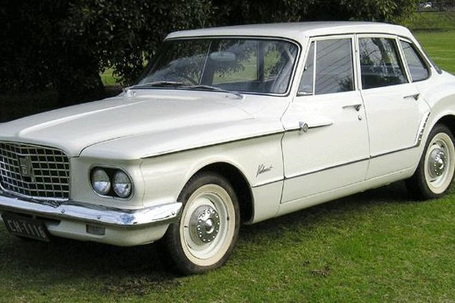 Chrysler Valiant 'R' Series Sedan